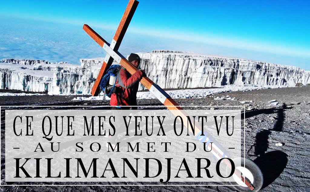 A l'assaut du Kilimandjaro