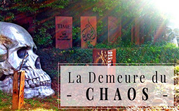 La demeure du Chaos, de l'OVNI artistique au musée d'Art Contemporain