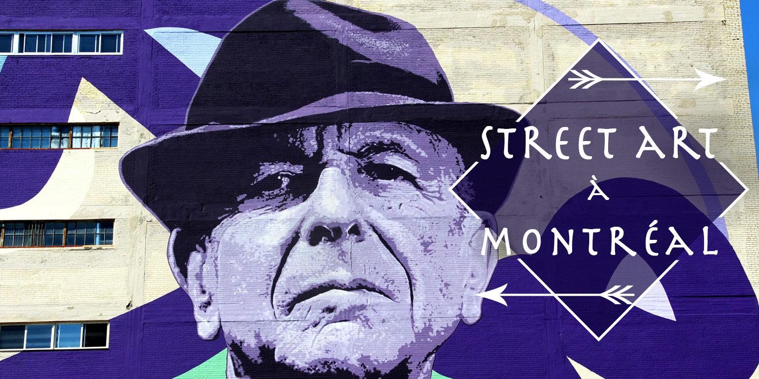 Street art Montréal